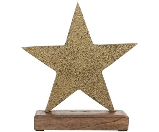 Figura decorativa Star, Latón