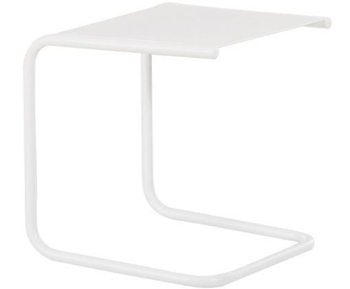 Zewnętrzny stolik pomocniczy Club, Biały