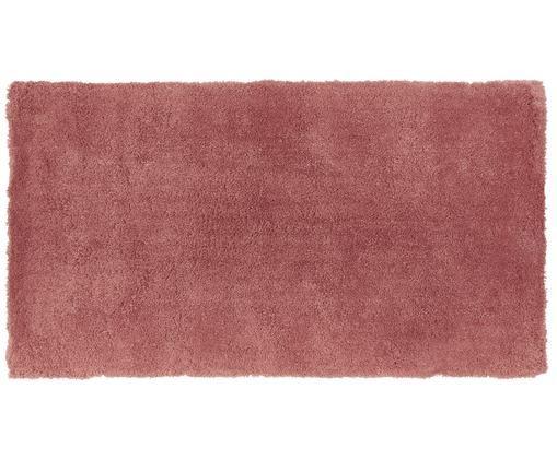 Tappeto a pelo lungo Leighton, Terracotta