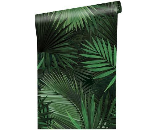 Carta da parati Palm Leaves, Verde