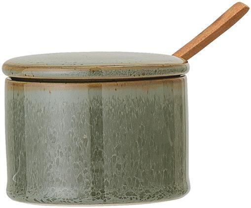 Set zuccheriera Pixie, 2 pz., Toni verdi