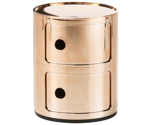 Design Container Componibile, Kupferfarben