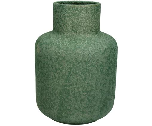 Vaso decorativo Earth Neck, Verde