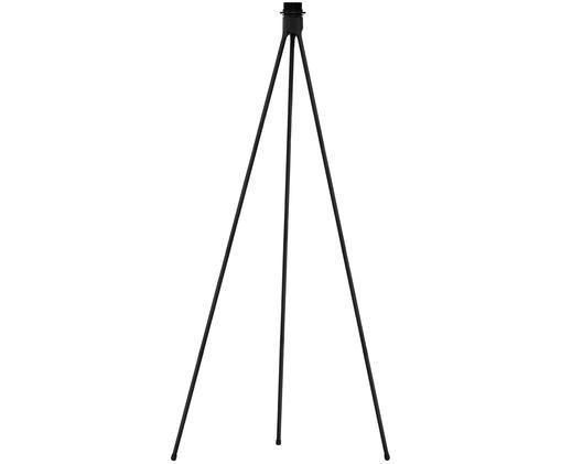 Base de lámpara de pie Trípode, Negro