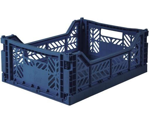 Cesta custodia Midi, Blu navy