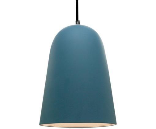 Lámpara de techo YEP!, Azul petróleo
