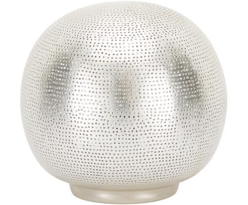 Tischleuchte Ball Filisky, Nickel, Nickel