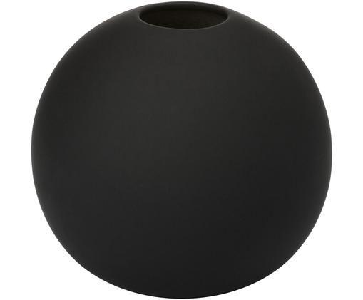 Jarrón Ball, Negro