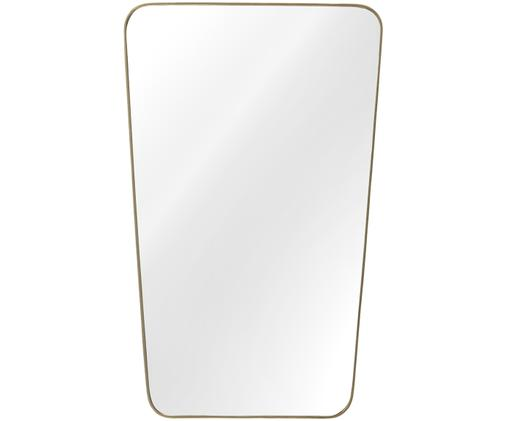 Specchio da parete Adrienne, Ottone