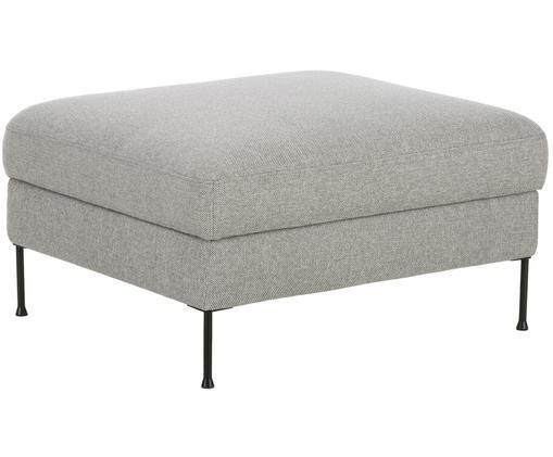 Sofa-Hocker Cucita, Hellgrau