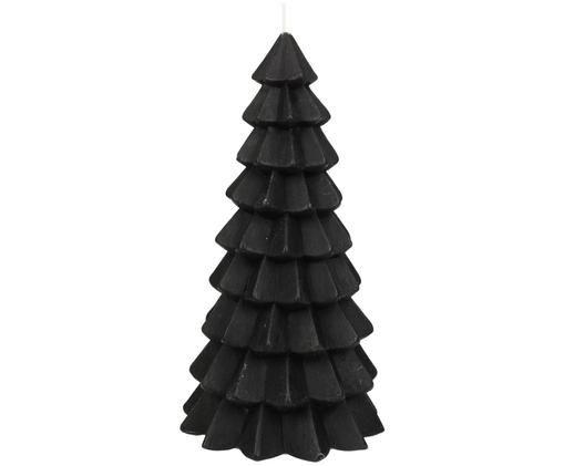 Kerze Christmas Tree, Schwarz