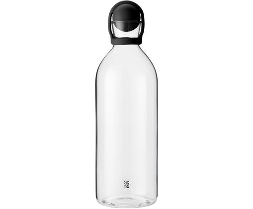 Caraffa per l'acqua Cool-It, Nero, trasparente