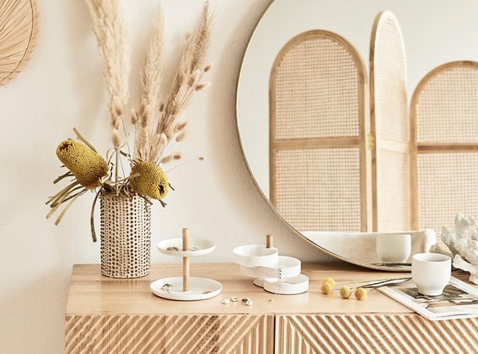 Interior-Trend: Natürliche Materialien