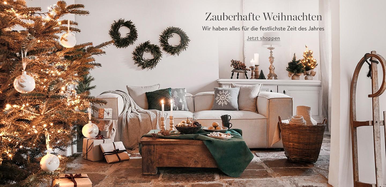 Zauberhafte Weihnachten Wir haben alles für die festlichste Zeit des Jahres