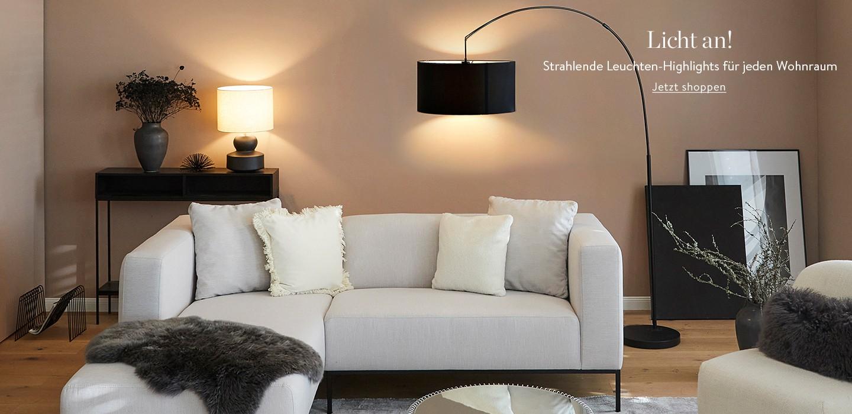 Licht an! Strahlende Leuchten-Highlights für jeden Wohnraum