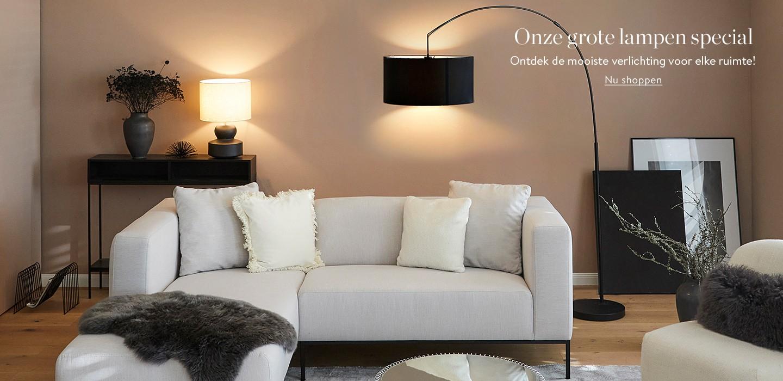 Onze grote LAMPEN SPECIAL Ontdek de mooiste verlichting voor elke ruimte!