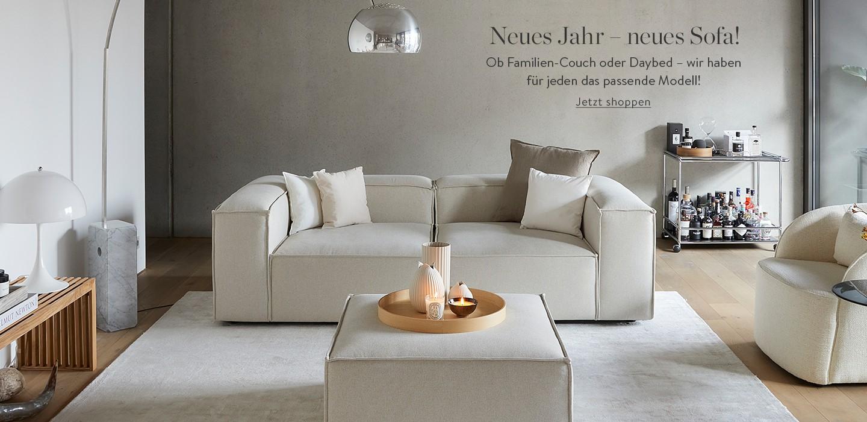 Neues Jahr – neues Sofa!