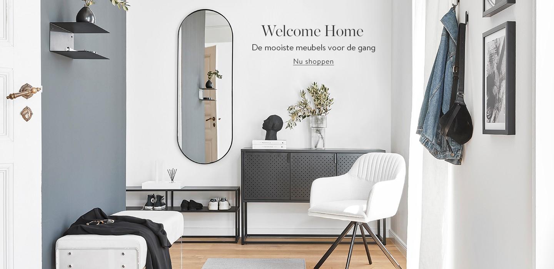 Welcome Home  De mooiste meubels voor de gang