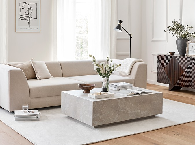Alles für ein stylisches Wohnzimmer
