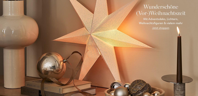 Wunderschöne (Vor-)Weihnachtszeit Mit Adventsdeko, Weihnachtsfiguren & vielem mehr