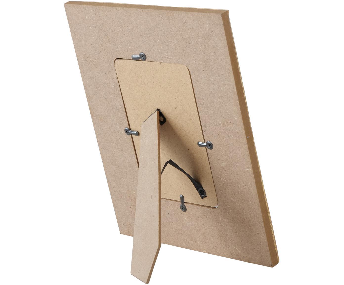 Cornice Vienna, Materiale sintetico, Beige, Larg. 21 x Alt. 26 cm