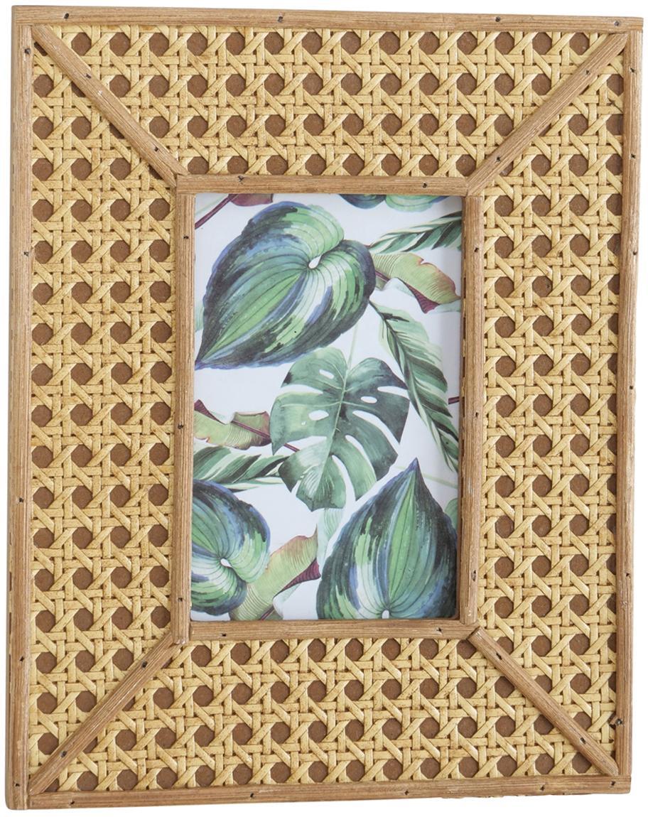 Marco Vienna, Plástico, Beige, marrón, An 21 x Al 26 cm