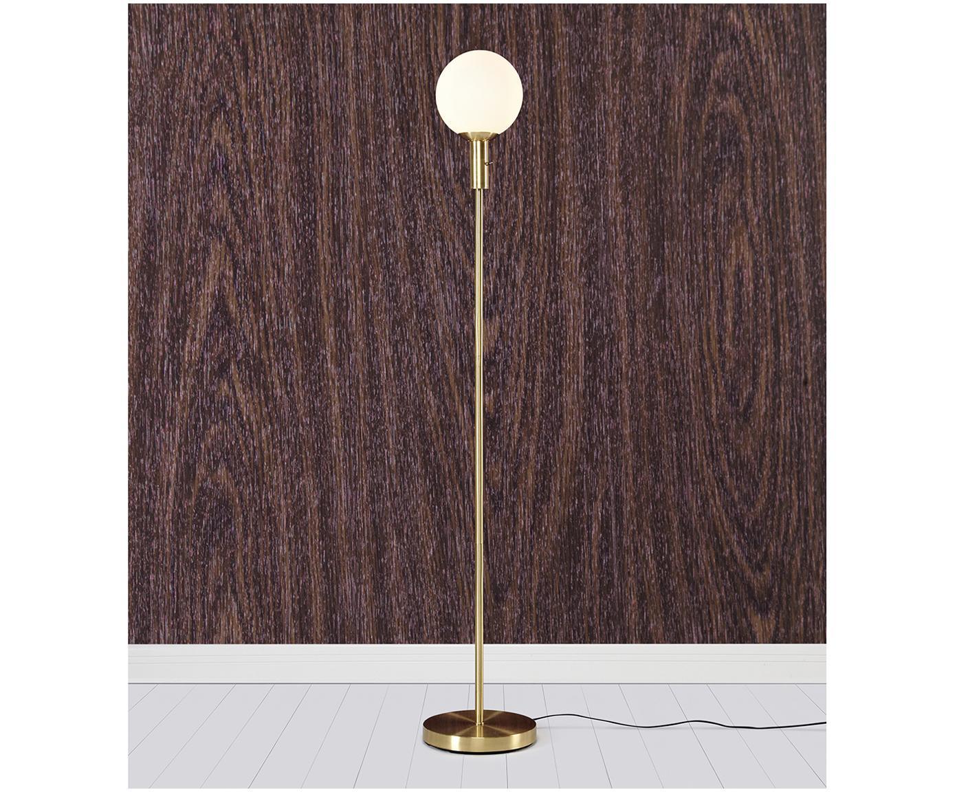 Lampa podłogowa Minna, Mosiądz, Ø 22 x W 144 cm