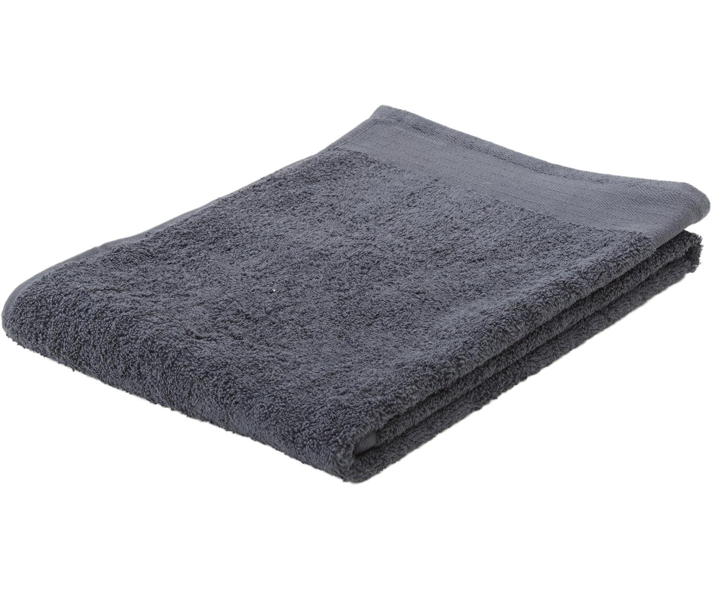 Handtuch Soft Cotton, Anthrazit, Handtuch