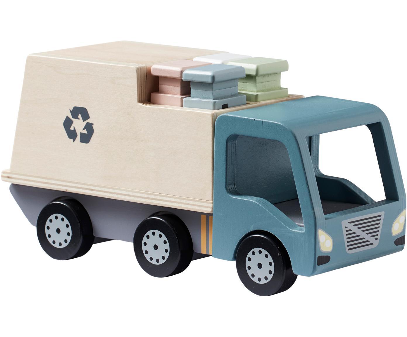 Spielzeug Aiden, Holz, Mehrfarbig, 10 x 14 cm