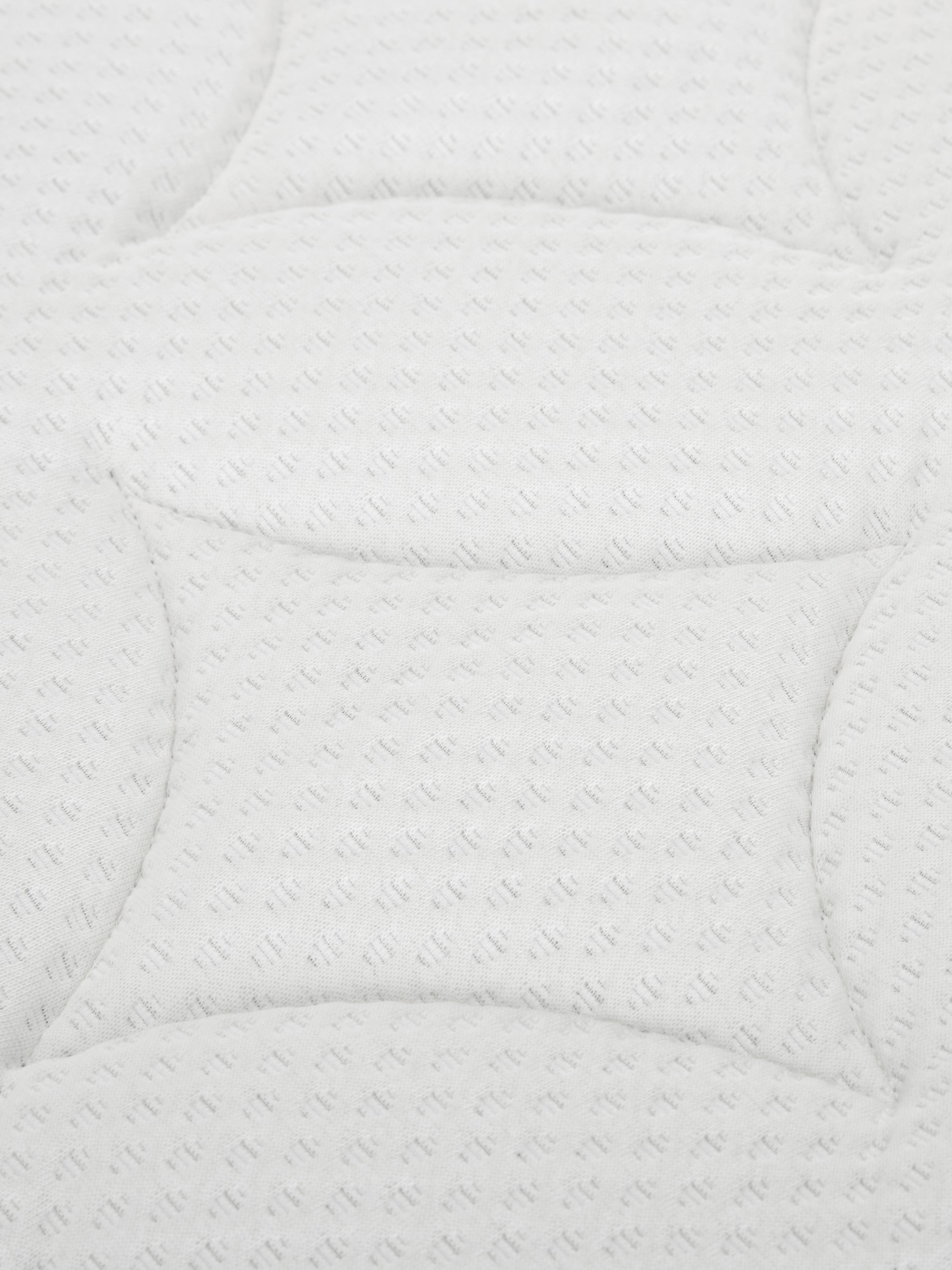 Premium Samt-Boxspringbett Phoebe, Matratze: 7-Zonen-Taschenfederkern , Füße: Massives Buchenholz, lack, Hellgrau, 200 x 200 cm