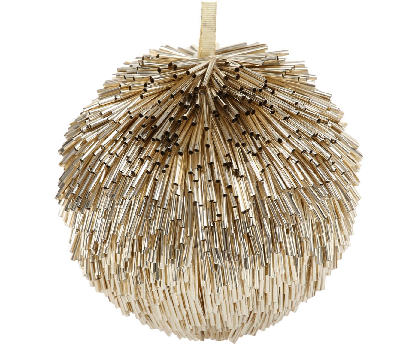 Bombka Callum, 2szt., Odcienie złotego, Ø 12 x W 12 cm