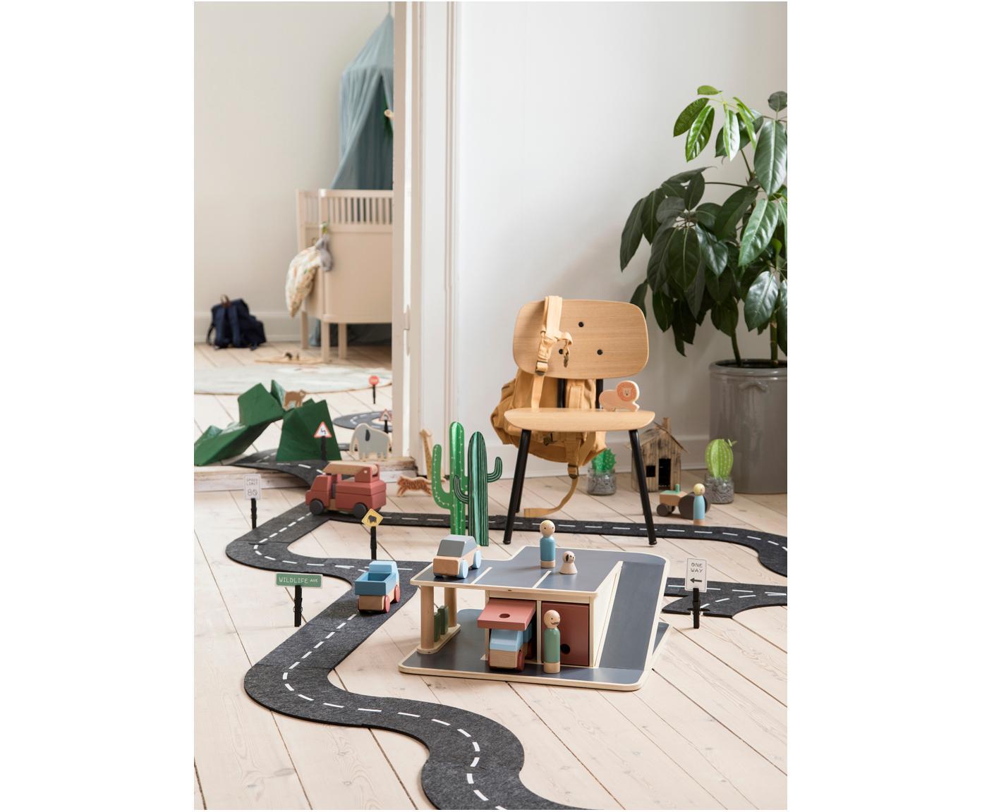 Detská stolička Oakee, Dubové drevo