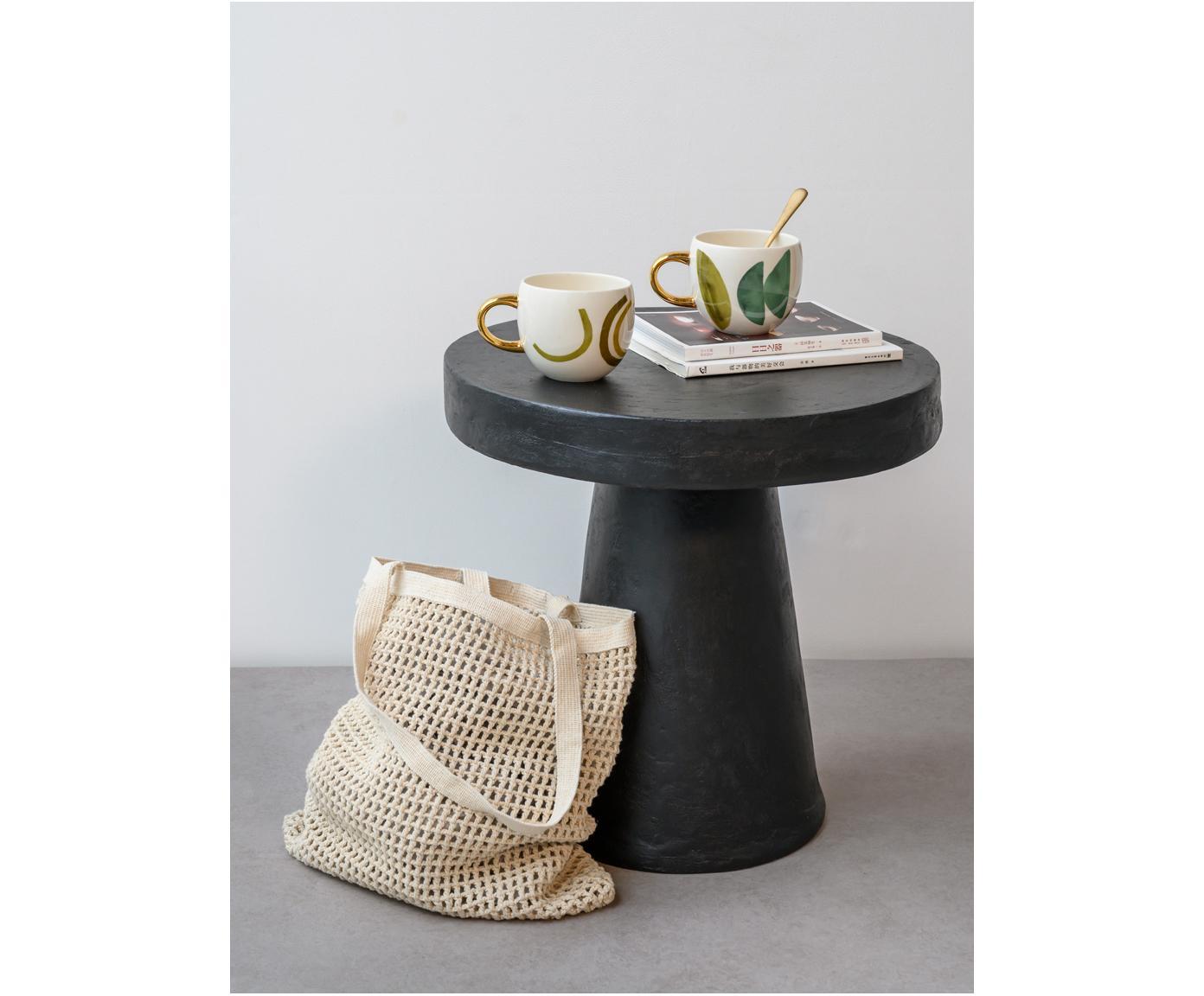 Kubek do kawy Bounce, Kamionka, Wielobarwny, Ø 11 x W 9 cm