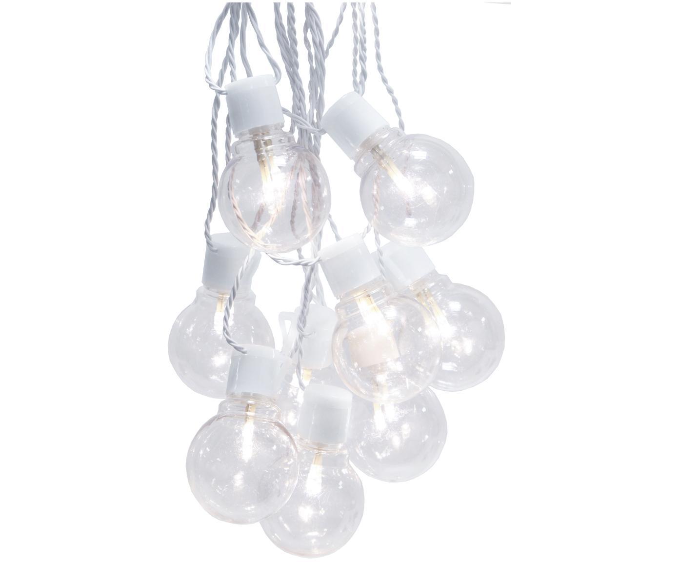 Girlanda świetlna LED Partaj, 950 cm, Biały, D 950 cm