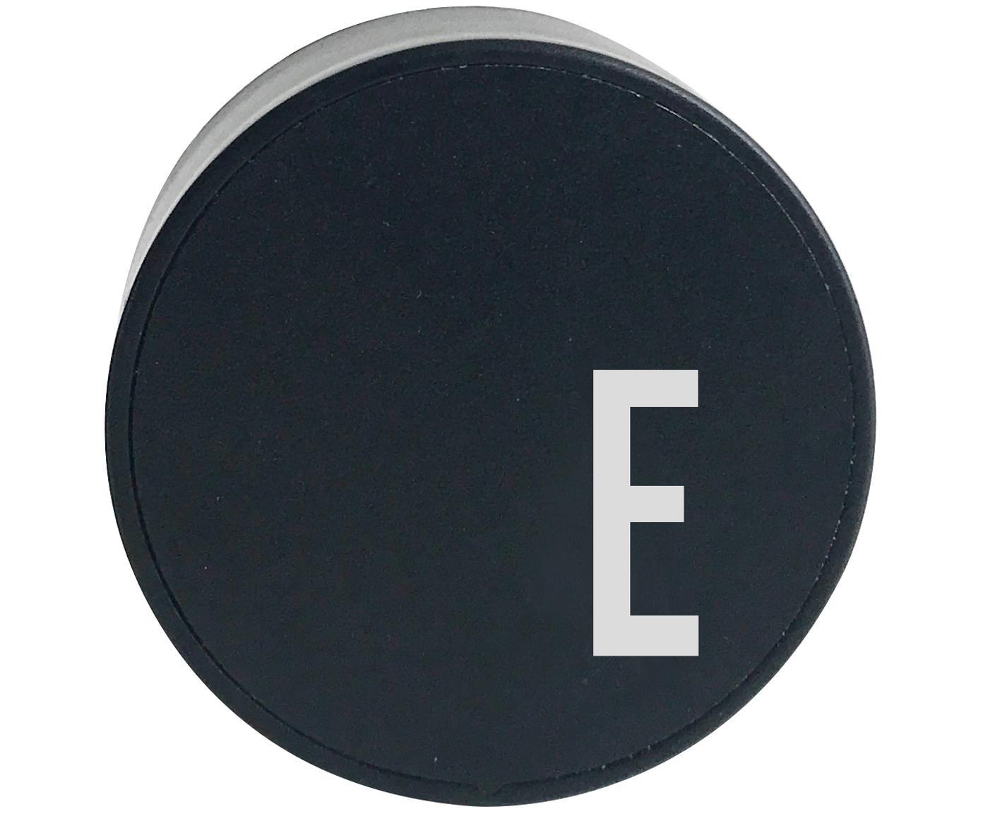 Oplader MyCharger (varianten van A tot Z), Kunststof, Zwart, Oplader E