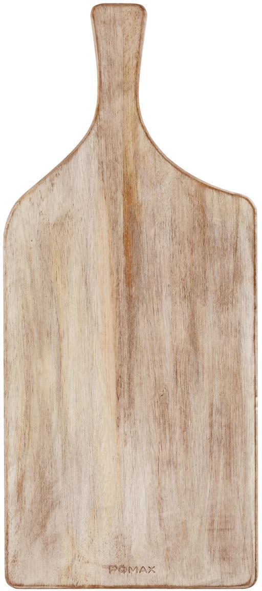 Schneidebrett Limitless aus Mangoholz, Mangoholz, Mangoholz, B 50 x T 22 cm