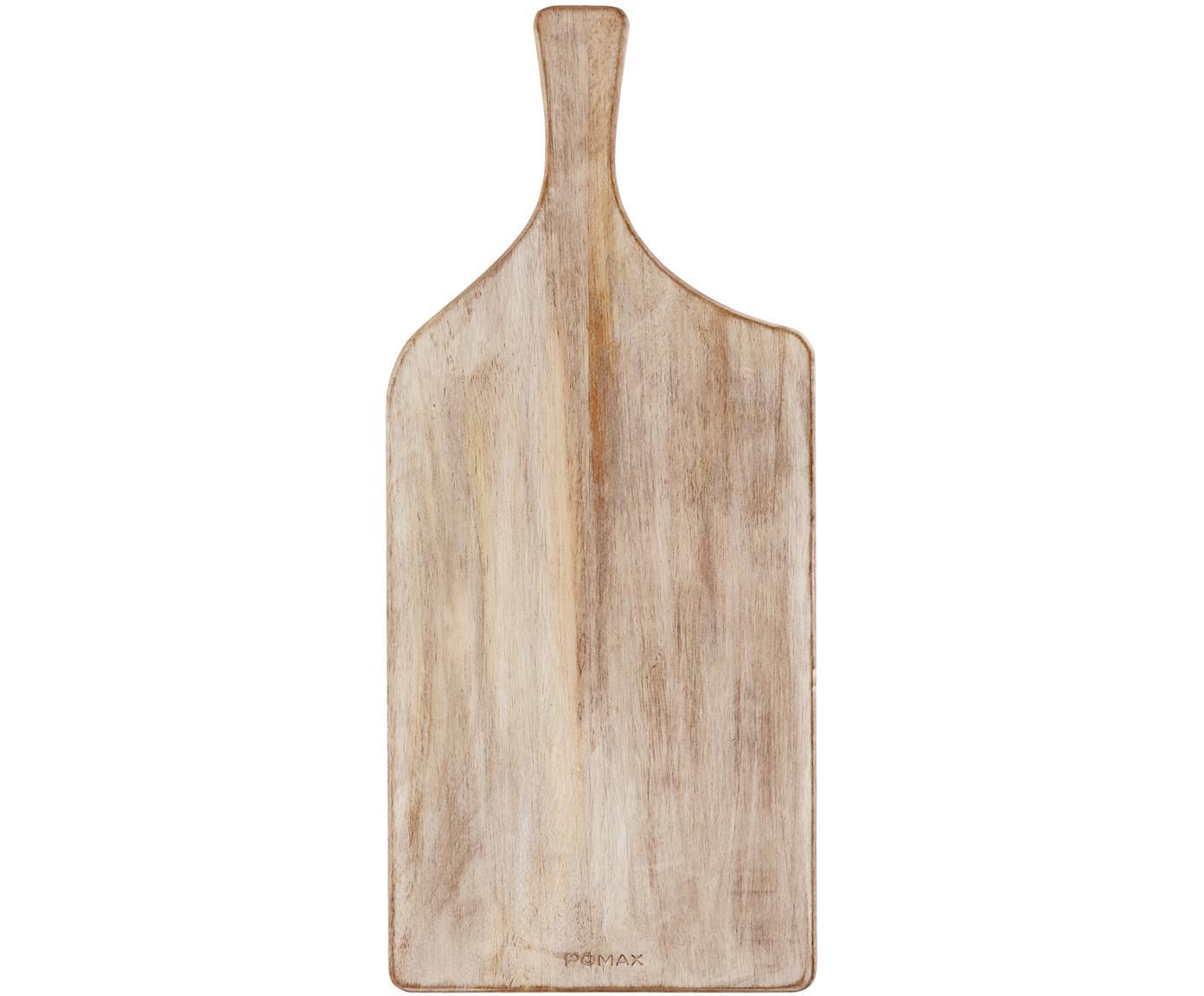 Deska do krojenia z drewna mangowego Limitless, Drewno mangowe, powlekane, Drewno mangowe, S 50 x G 22 cm