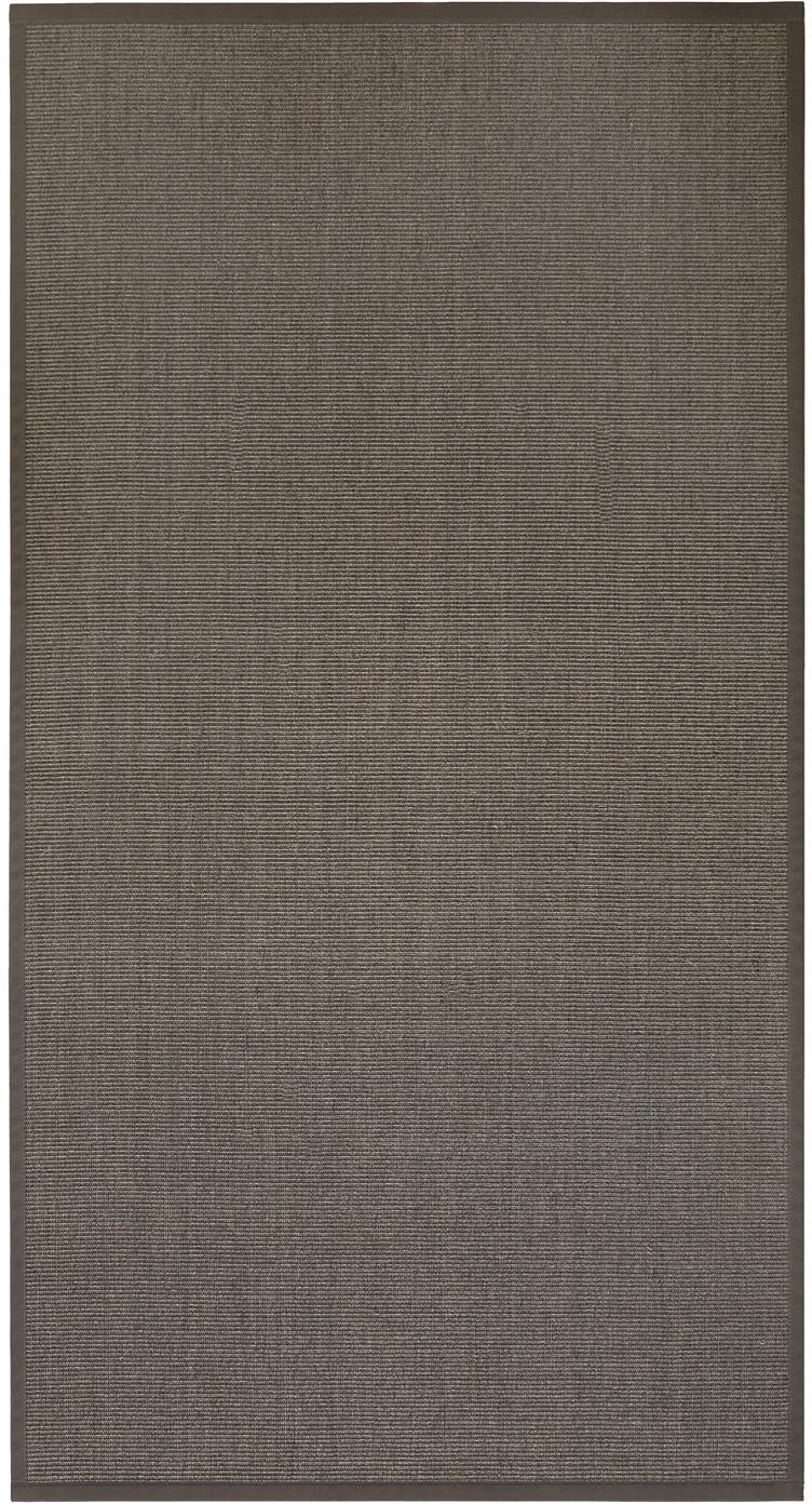 Dywan z sizalu Leonie, Włókno sizalowe, Szarobrązowy, S 80 x D 150 cm (Rozmiar XS)