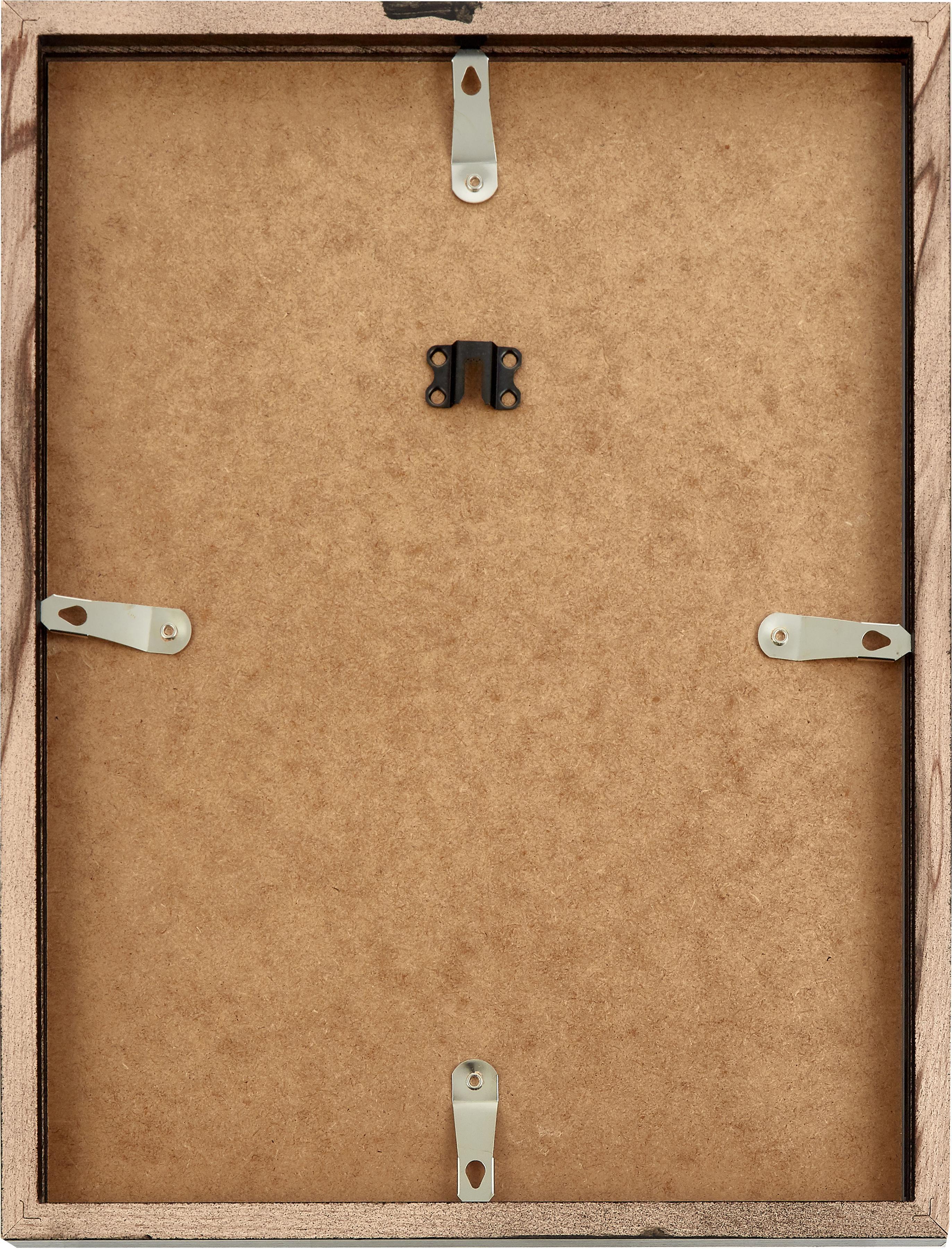 Gerahmter Digitaldruck Get Naked, Bild: Digitaldruck auf Papier, , Rahmen: Holz, lackiert, Front: Plexiglas, Schwarz, Weiß, 33 x 43 cm