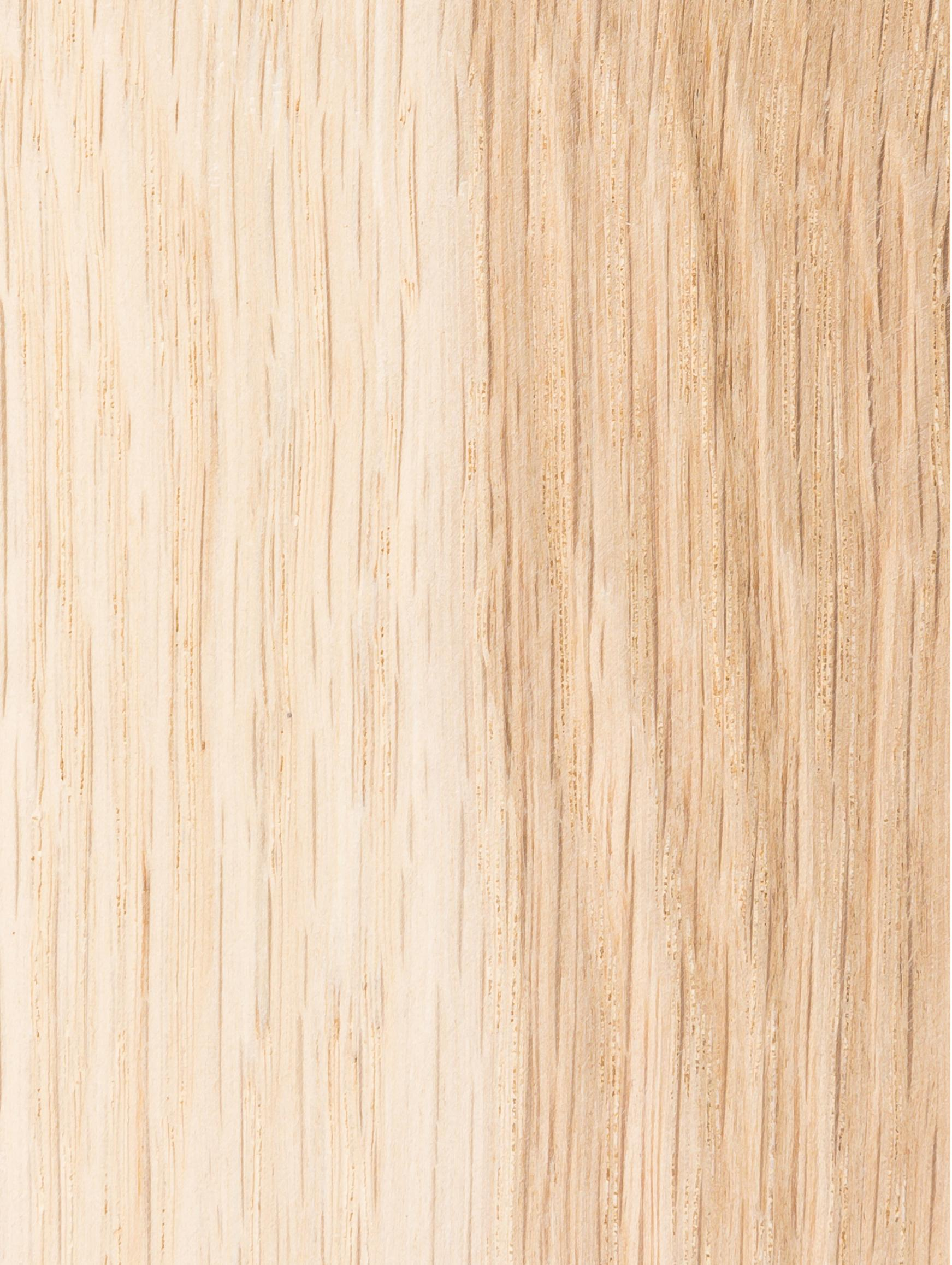Hocker Block aus massivem Eichenholz, Eichenholz, Eiche, 29 x 40 cm