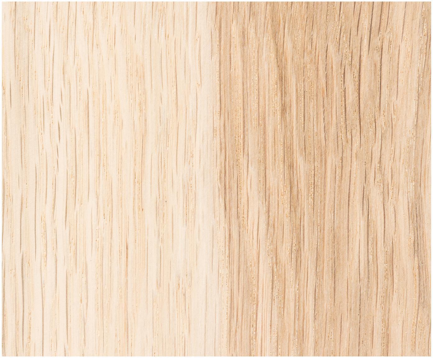 Kruk Block, Eikenhout, Eikenhoutkleurig, 29 x 40 cm