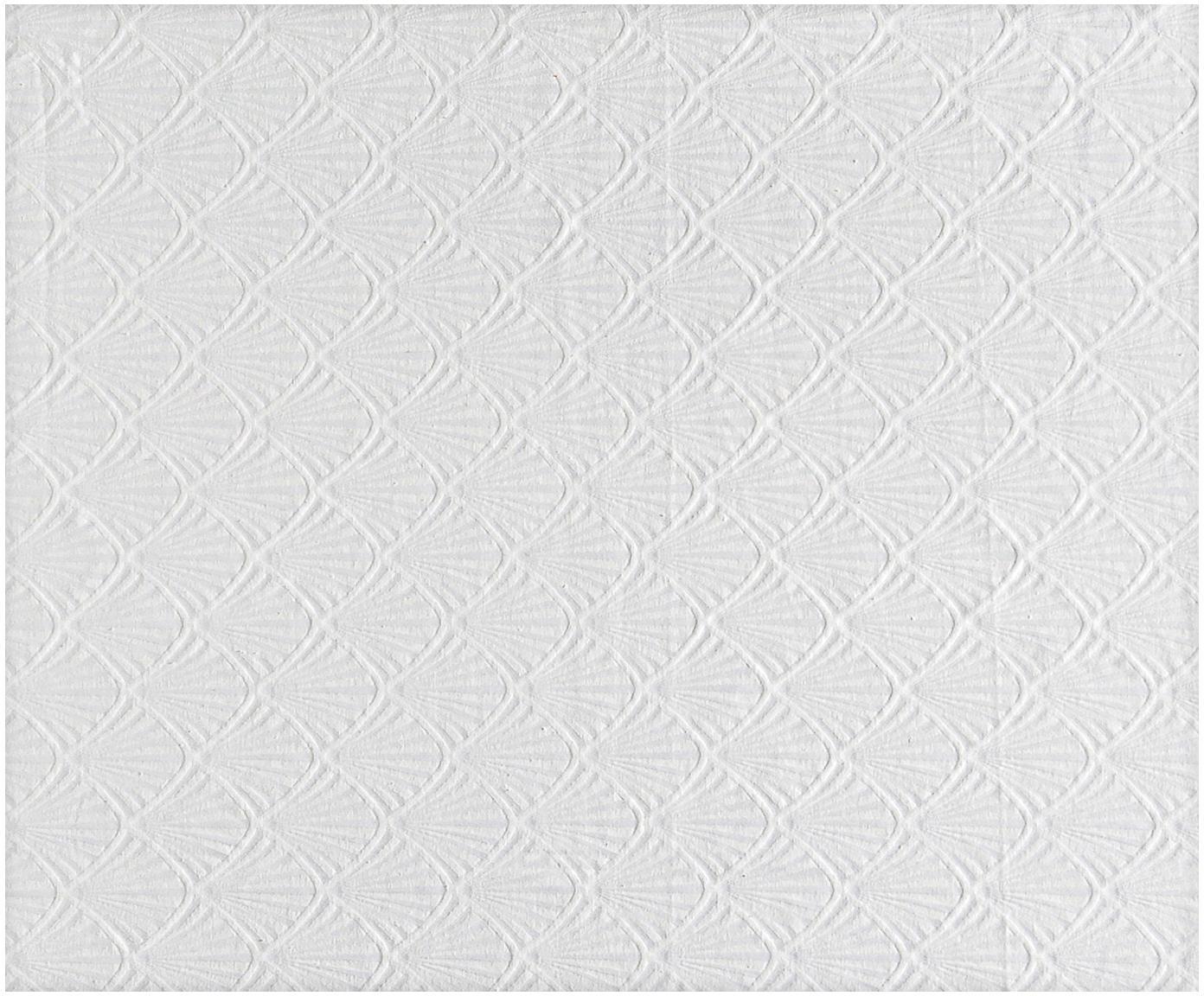 Nappe avec imprimé Celine, Blanc
