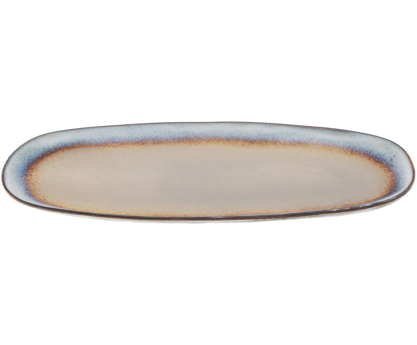 Komplet ręcznie wykonanych misek do dipów Nomimono, 3 elem., Kamionka, Wielobarwny, Różne rozmiary