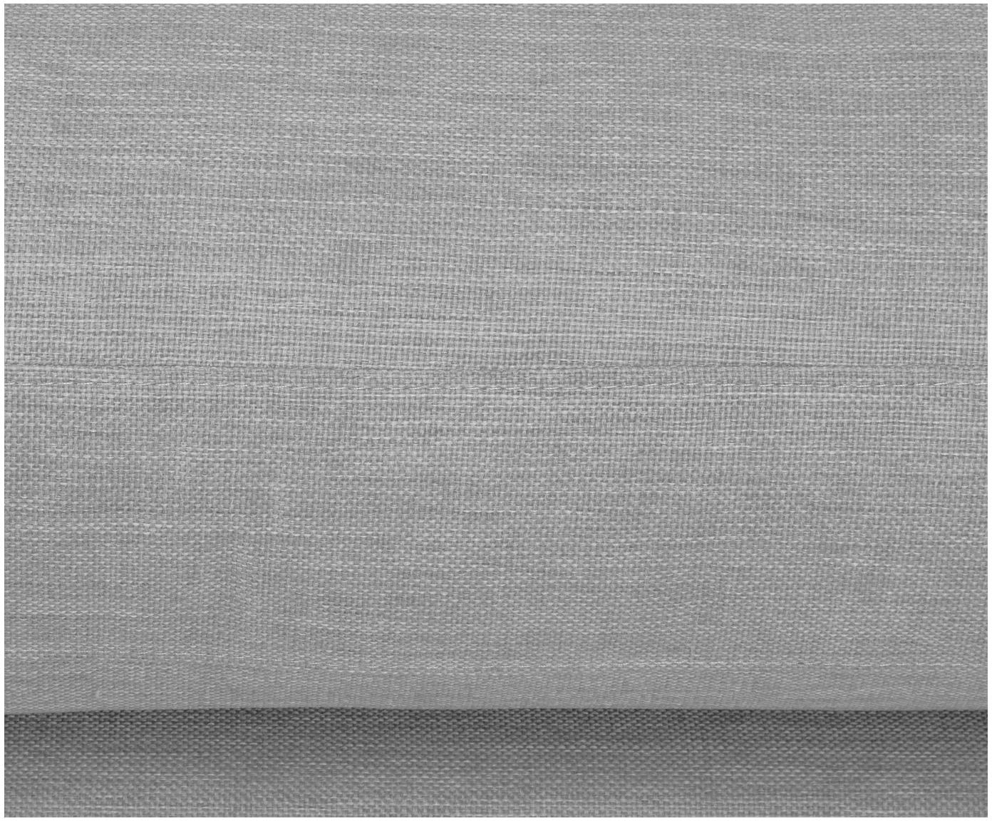 Sofa Zach (2-osobowa), Tapicerka: 100% polipropylen, Szary, S 191 x G 90 cm