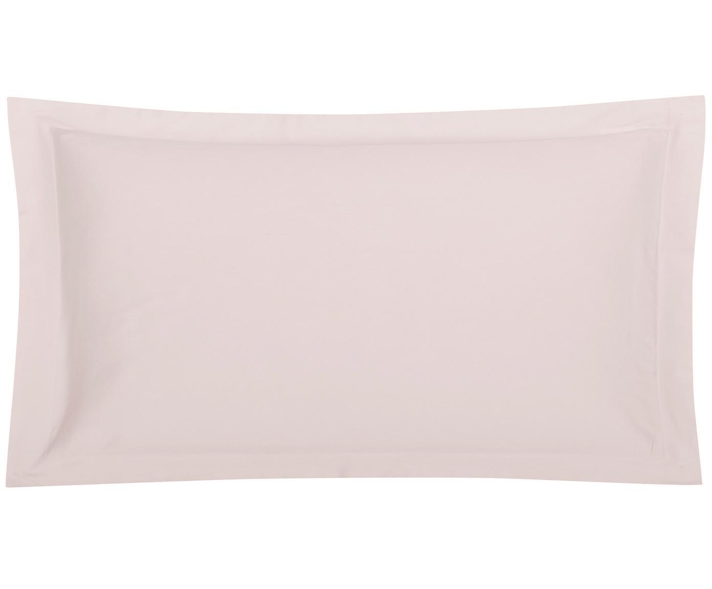 Funda de almohada de satén Premium, Rosa, An 45 x L 85 cm
