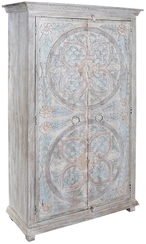 Armario Frenni, Blanco, An 180 x Al 100 cm