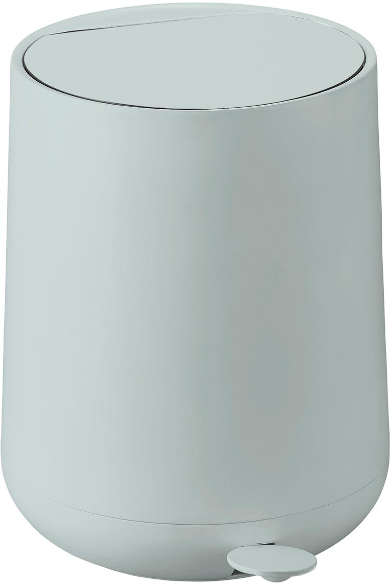 Abfalleimer Nova mit Softmotion-Deckel, ABS-Kunststoff, Hellblau, Ø 23 x H 29 cm