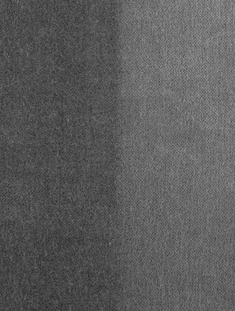 Samt-Polsterbank Harper, Bezug: Baumwollsamt 20.000 Scheu, Fuß: Metall, pulverbeschichtet, Bezug: DunkelgrauFuß: Goldfarben, matt, 140 x 45 cm