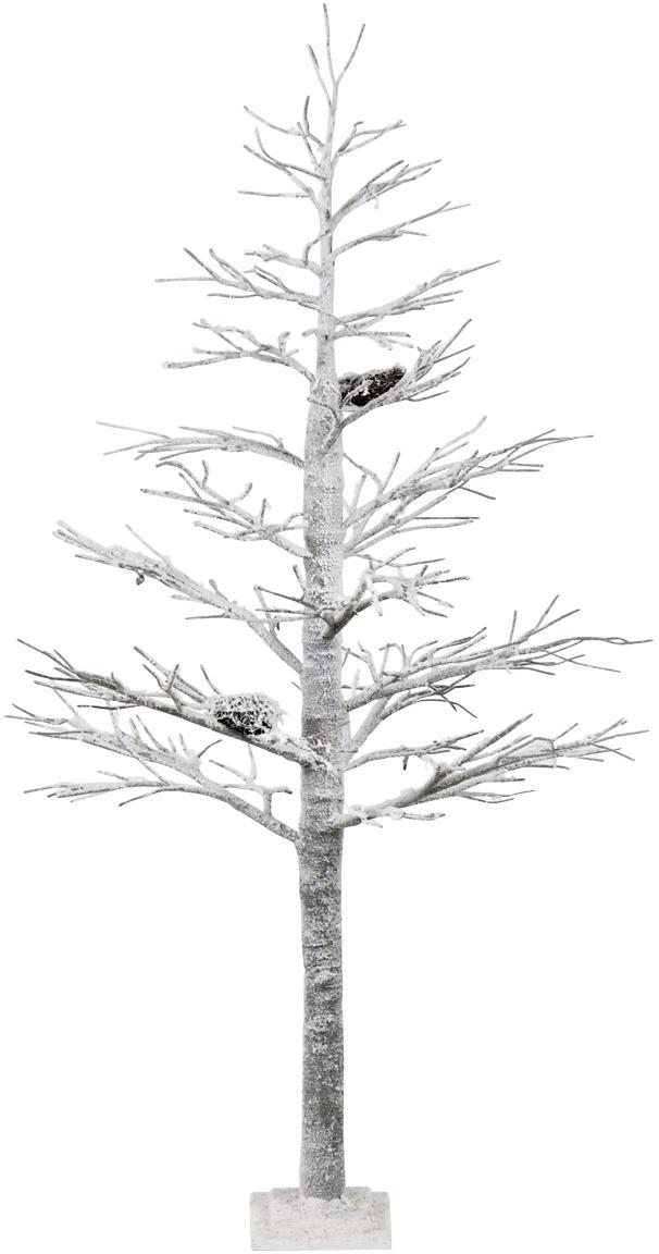 Oggetto decorativo Ornament, Legno, dipinto, Bianco, Ø 70 x Alt. 150 cm