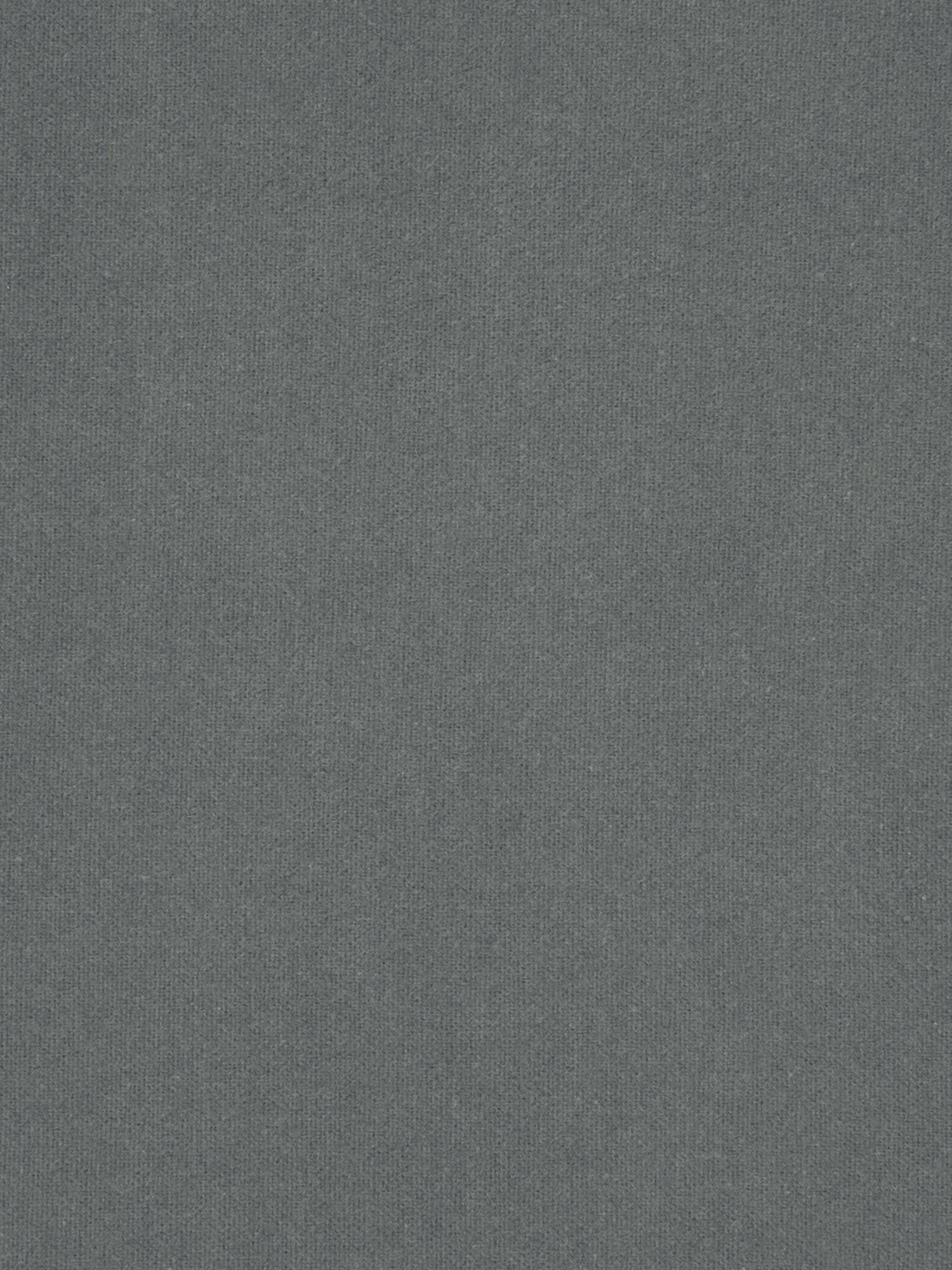 Spannbettlaken Biba in Dunkelgrau, Flanell, Webart: Flanell, Dunkelgrau, 180 x 200 cm